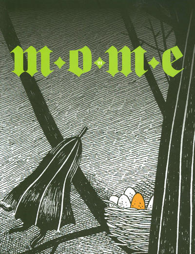 Cover for Mome (Fantagraphics, 2005 series) #21