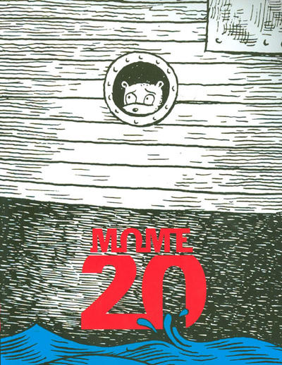 Cover for Mome (Fantagraphics, 2005 series) #20