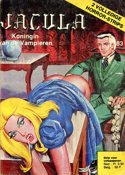 Cover for Jacula (De Schorpioen, 1978 series) #83