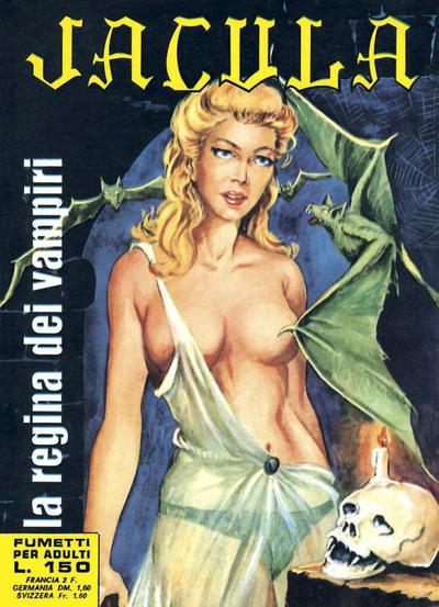 Cover for Jacula (Ediperiodici, 1969 series) #1