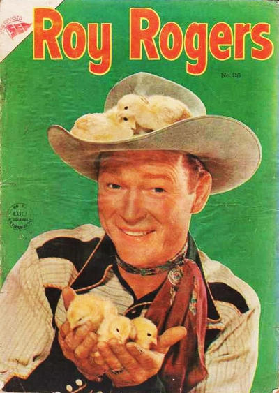 Cover for Roy Rogers (Editorial Novaro, 1952 series) #26