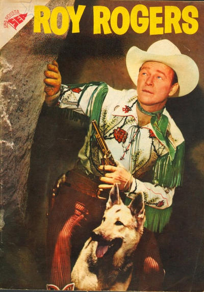 Cover for Roy Rogers (Editorial Novaro, 1952 series) #63