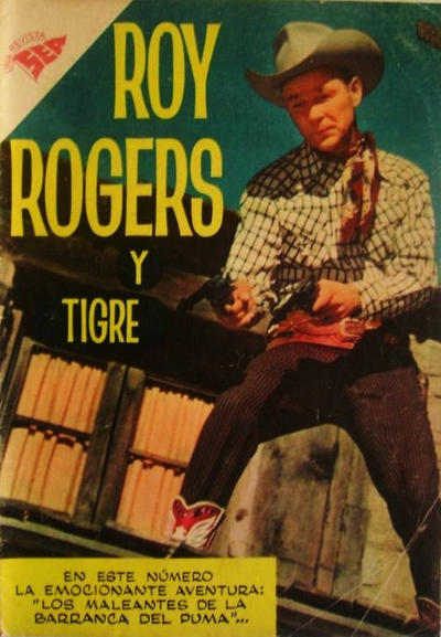 Cover for Roy Rogers (Editorial Novaro, 1952 series) #83