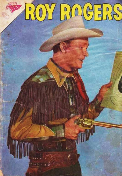 Cover for Roy Rogers (Editorial Novaro, 1952 series) #121