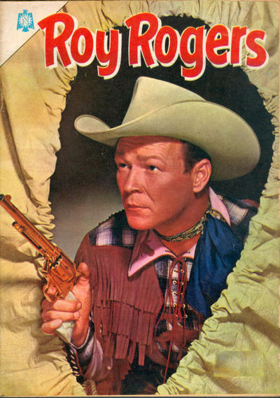 Cover for Roy Rogers (Editorial Novaro, 1952 series) #147