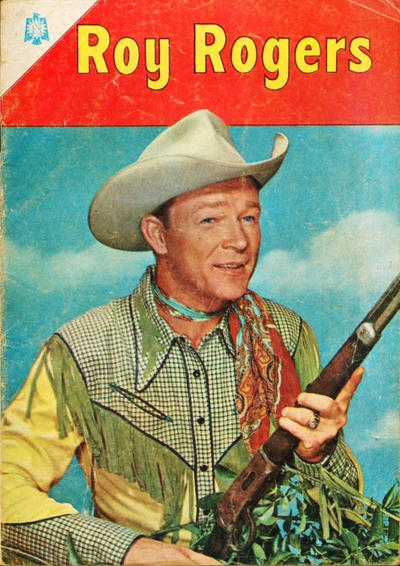Cover for Roy Rogers (Editorial Novaro, 1952 series) #165