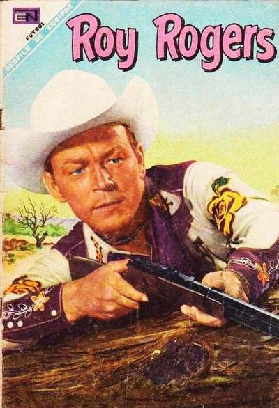 Cover for Roy Rogers (Editorial Novaro, 1952 series) #189