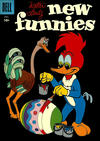 Cover for Walter Lantz New Funnies (Dell, 1946 series) #254 [10¢]