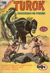 Cover for Turok (Editorial Novaro, 1969 series) #36