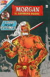 Cover for Morgan, el Guerrero Audaz (Editorial Novaro, 1975 ? series) #19
