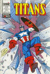 Cover for Titans (Semic S.A., 1989 series) #165