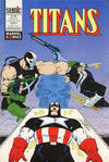Cover for Titans (Semic S.A., 1989 series) #169