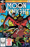 Cover for Moon Knight (Marvel, 1980 series) #11 [Direct]