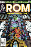 Cover Thumbnail for ROM (1979 series) #38 [Direct Edition]