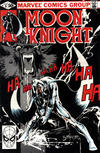 Cover for Moon Knight (Marvel, 1980 series) #8 [Direct]