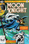 Cover for Moon Knight (Marvel, 1980 series) #10 [Direct]