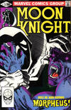 Cover for Moon Knight (Marvel, 1980 series) #12 [Direct]