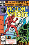Cover for Moon Knight (Marvel, 1980 series) #13 [Direct]