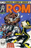Cover Thumbnail for ROM (1979 series) #45 [Direct Edition]