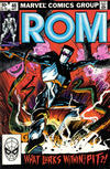 Cover Thumbnail for ROM (1979 series) #46 [Direct Edition]