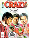 Cover for Crazy Magazine (Marvel, 1973 series) #92