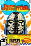 Cover for La Légion des Super Héros et les Nouveaux Jeunes Titans (Editions Héritage, 1984 series) #9