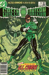 Cover Thumbnail for Green Lantern (1976 series) #177 [Newsstand]