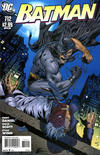 Cover for Batman (DC, 1940 series) #712 [Direct Sales]