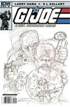 Cover for G.I. Joe: A Real American Hero (IDW, 2010 series) #167 [Cover RI]