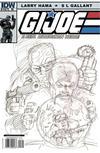 Cover Thumbnail for G.I. Joe: A Real American Hero (2010 series) #167 [Cover RI]