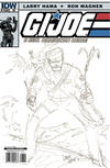 Cover for G.I. Joe: A Real American Hero (IDW, 2010 series) #166 [Cover RI]