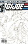 Cover Thumbnail for G.I. Joe: A Real American Hero (2010 series) #165 [Cover RI]