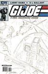 Cover for G.I. Joe: A Real American Hero (IDW, 2010 series) #165 [Cover RI]