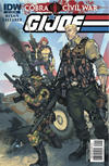 Cover Thumbnail for G.I. Joe (2011 series) #3 [Cover RIB]