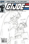 Cover Thumbnail for G.I. Joe: A Real American Hero (2010 series) #164 [Cover RI]