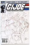 Cover for G.I. Joe: A Real American Hero (IDW, 2010 series) #163 [Cover RI]