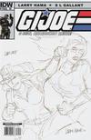 Cover Thumbnail for G.I. Joe: A Real American Hero (2010 series) #162 [Cover RI]