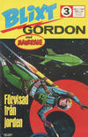 Cover for Blixt Gordon (Semic, 1967 series) #3/1969
