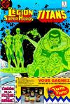 Cover for La Légion des Super Héros et les Nouveaux Jeunes Titans (Editions Héritage, 1984 series) #11