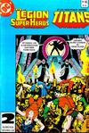 Cover for La Légion des Super Héros et les Nouveaux Jeunes Titans (Editions Héritage, 1984 series) #16