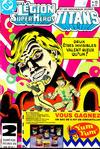 Cover for La Légion des Super Héros et les Nouveaux Jeunes Titans (Editions Héritage, 1984 series) #15