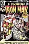 Cover for L'Invincible Iron Man (Editions Héritage, 1972 series) #9