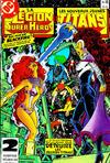 Cover for La Légion des Super Héros et les Nouveaux Jeunes Titans (Editions Héritage, 1984 series) #18