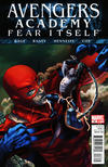 Cover for Avengers Academy (Marvel, 2010 series) #16