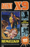 Cover for Agent X9 (Semic, 1971 series) #8/1985