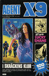 Cover for Agent X9 (Semic, 1971 series) #9/1985