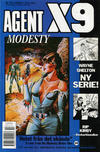 Cover for Agent X9 (Egmont, 1997 series) #10/2003
