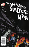 Cover for The Amazing Spider-Man (Marvel, 1999 series) #578 [Newsstand Edition]