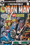 Cover for L'Invincible Iron Man (Editions Héritage, 1972 series) #37