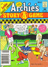 Cover for Archie's Story & Game Digest Magazine (Archie, 1986 series) #8